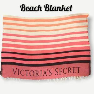 Victoria's Secret• Beach Blanket/Throw • NWOT